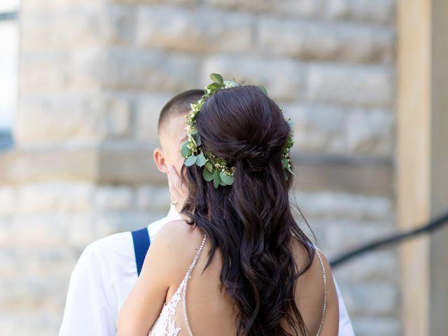 Jordan and Kirstie's Wedding in Sandusky, Ohio 43