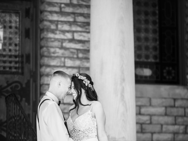 Jordan and Kirstie's Wedding in Sandusky, Ohio 44