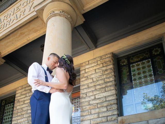 Jordan and Kirstie's Wedding in Sandusky, Ohio 48