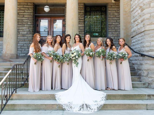 Jordan and Kirstie's Wedding in Sandusky, Ohio 50