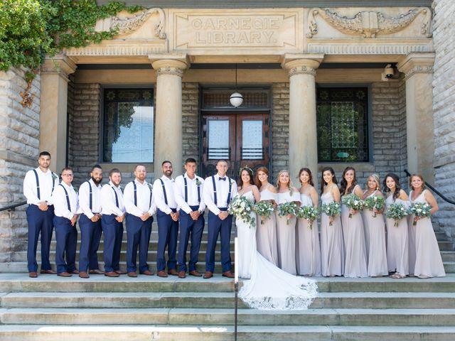 Jordan and Kirstie's Wedding in Sandusky, Ohio 51