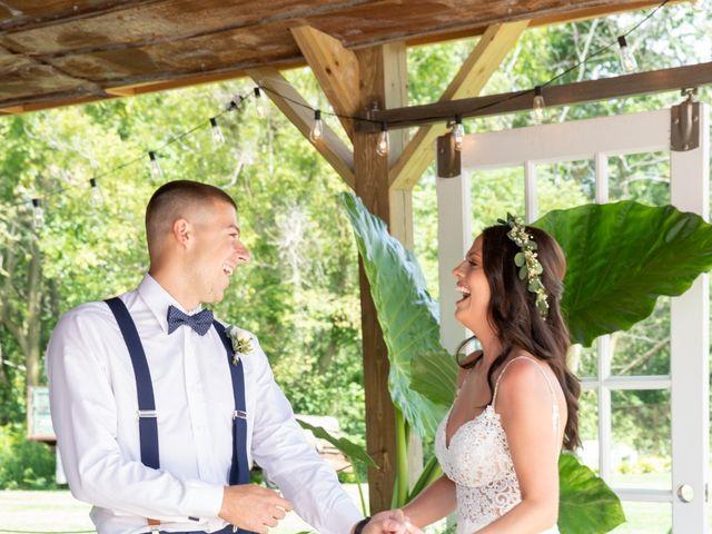 Jordan and Kirstie's Wedding in Sandusky, Ohio 53