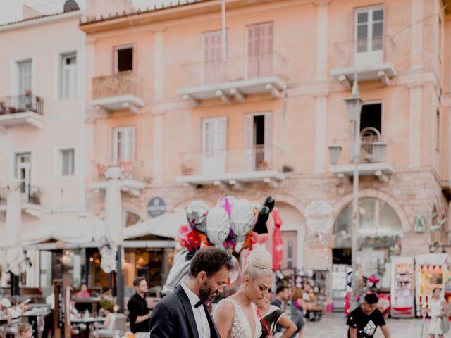 Konstantina and Thanasis's Wedding in Nafpilo, Greece 36