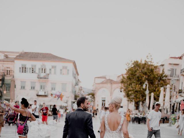 Konstantina and Thanasis's Wedding in Nafpilo, Greece 40