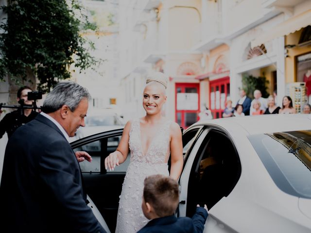 Konstantina and Thanasis's Wedding in Nafpilo, Greece 44