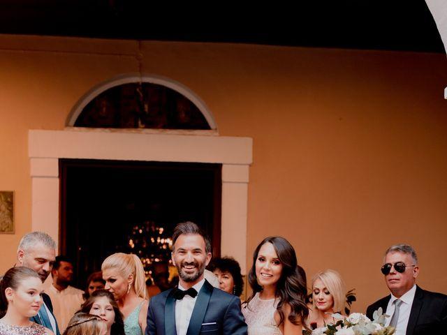 Konstantina and Thanasis's Wedding in Nafpilo, Greece 45