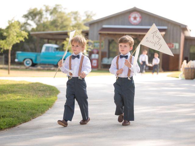 Bradley and Katie's Wedding in Wimberley, Texas 4
