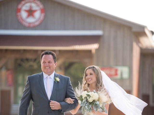 Bradley and Katie's Wedding in Wimberley, Texas 5