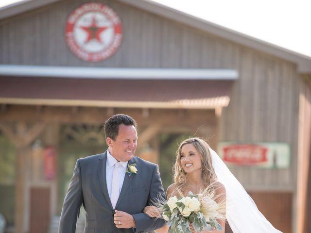 Bradley and Katie's Wedding in Wimberley, Texas 6