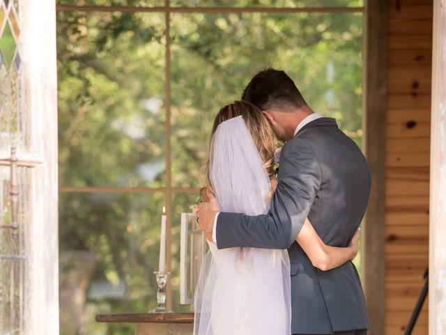 Bradley and Katie's Wedding in Wimberley, Texas 7