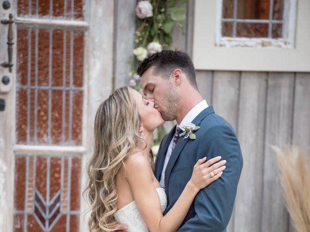 Bradley and Katie's Wedding in Wimberley, Texas 8