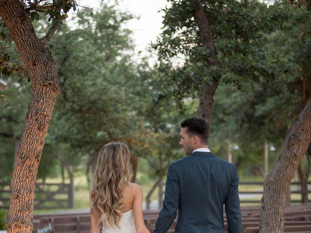 Bradley and Katie's Wedding in Wimberley, Texas 9