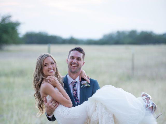 Bradley and Katie's Wedding in Wimberley, Texas 10