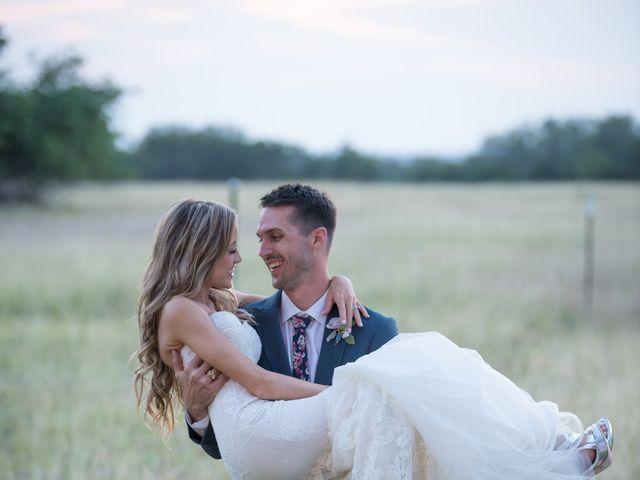 Bradley and Katie's Wedding in Wimberley, Texas 11