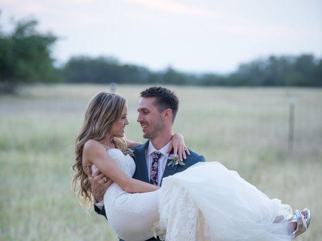 Bradley and Katie's Wedding in Wimberley, Texas 12