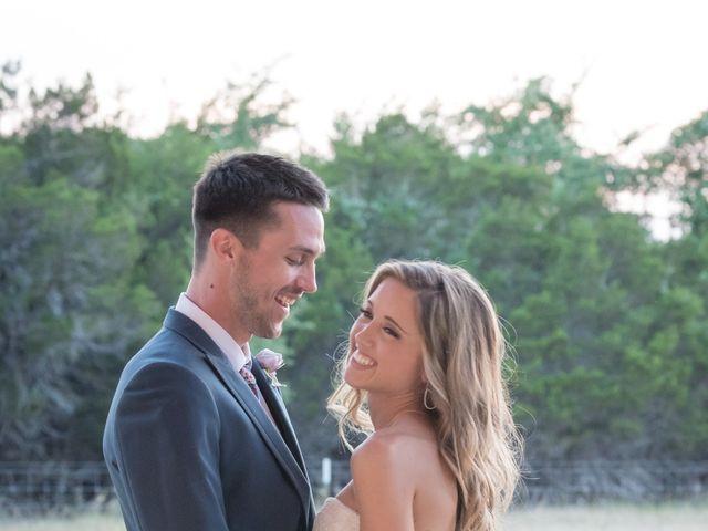 Bradley and Katie's Wedding in Wimberley, Texas 13