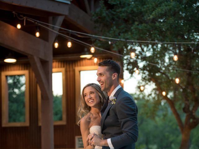 Bradley and Katie's Wedding in Wimberley, Texas 19