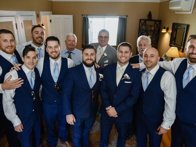 Dan and Lauren's Wedding in Topsfield, Massachusetts 11