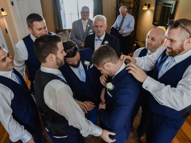 Dan and Lauren's Wedding in Topsfield, Massachusetts 12