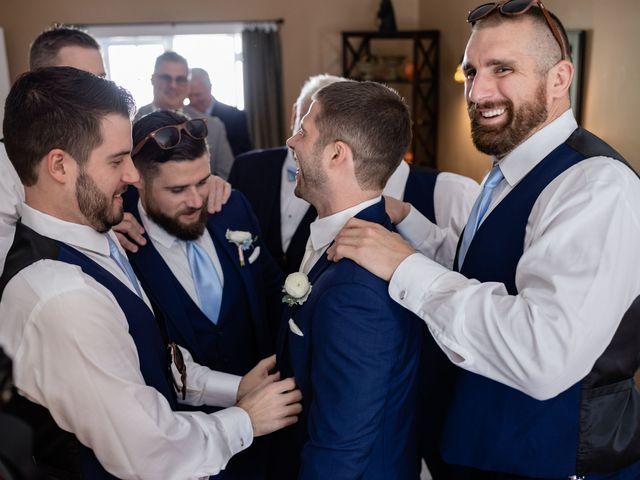 Dan and Lauren's Wedding in Topsfield, Massachusetts 13