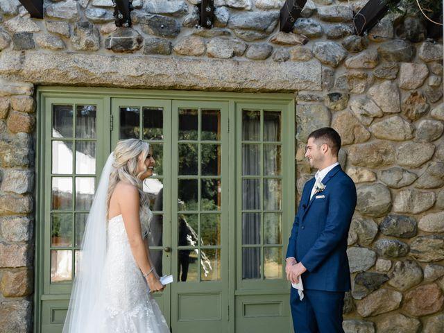 Dan and Lauren's Wedding in Topsfield, Massachusetts 18