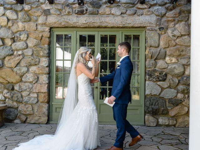 Dan and Lauren's Wedding in Topsfield, Massachusetts 19