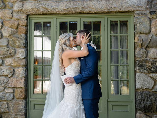 The wedding of Lauren and Dan