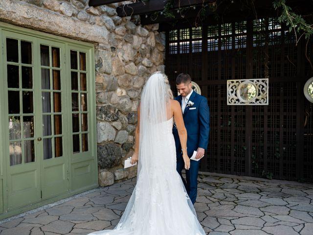 Dan and Lauren's Wedding in Topsfield, Massachusetts 22