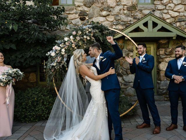 Dan and Lauren's Wedding in Topsfield, Massachusetts 26