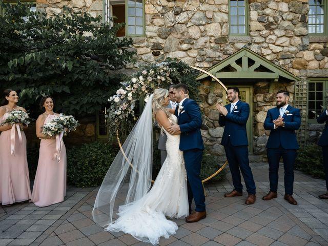 Dan and Lauren's Wedding in Topsfield, Massachusetts 27