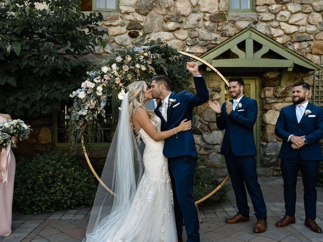 Dan and Lauren's Wedding in Topsfield, Massachusetts 28
