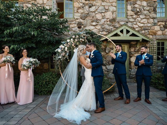Dan and Lauren's Wedding in Topsfield, Massachusetts 29