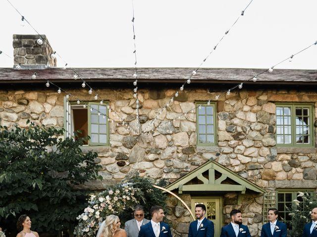 Dan and Lauren's Wedding in Topsfield, Massachusetts 30