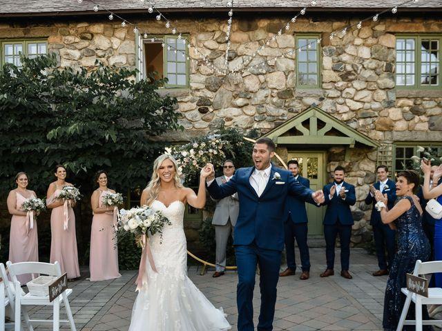 Dan and Lauren's Wedding in Topsfield, Massachusetts 32