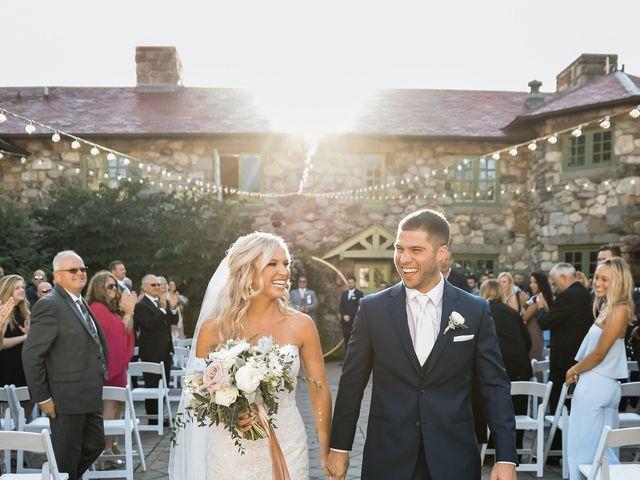 Dan and Lauren's Wedding in Topsfield, Massachusetts 34