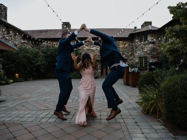 Dan and Lauren's Wedding in Topsfield, Massachusetts 35