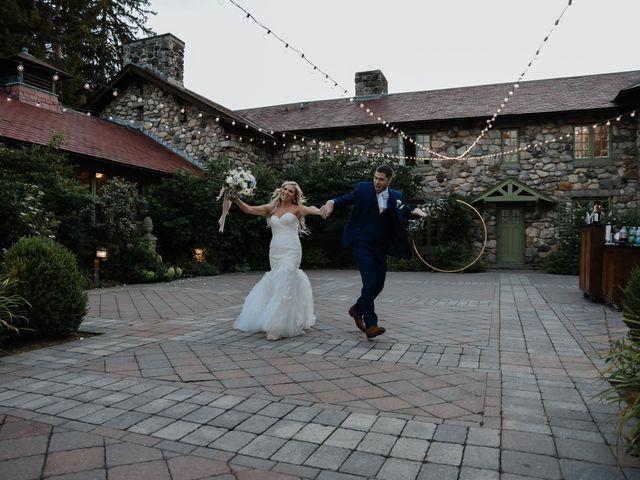 Dan and Lauren's Wedding in Topsfield, Massachusetts 41
