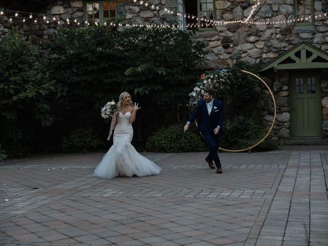 Dan and Lauren's Wedding in Topsfield, Massachusetts 42