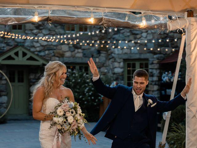 Dan and Lauren's Wedding in Topsfield, Massachusetts 43