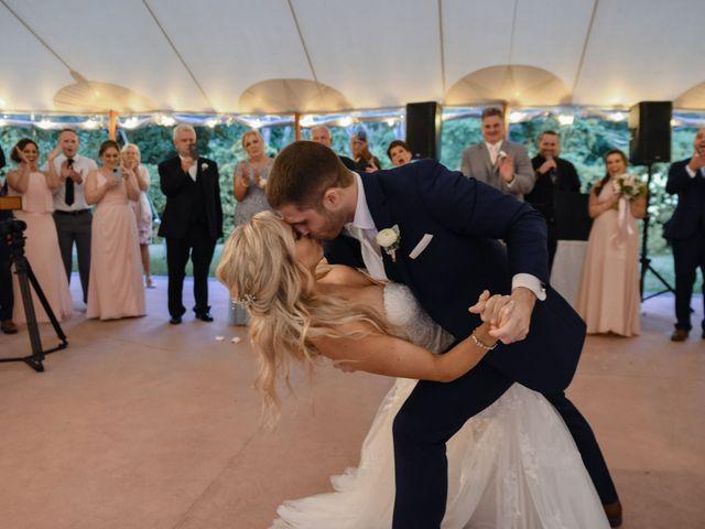 Dan and Lauren's Wedding in Topsfield, Massachusetts 45