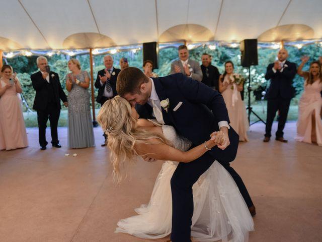 Dan and Lauren's Wedding in Topsfield, Massachusetts 46