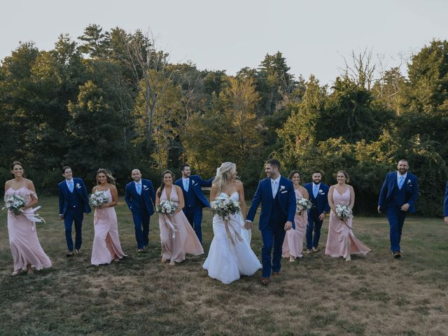 Dan and Lauren's Wedding in Topsfield, Massachusetts 48