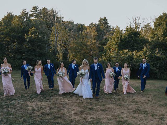 Dan and Lauren's Wedding in Topsfield, Massachusetts 49