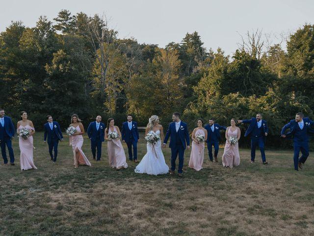 Dan and Lauren's Wedding in Topsfield, Massachusetts 50