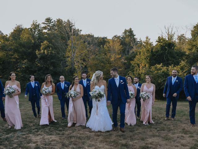 Dan and Lauren's Wedding in Topsfield, Massachusetts 51