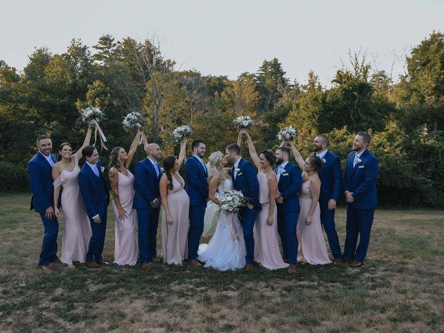 Dan and Lauren's Wedding in Topsfield, Massachusetts 2