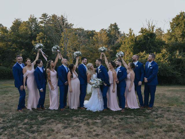 Dan and Lauren's Wedding in Topsfield, Massachusetts 52
