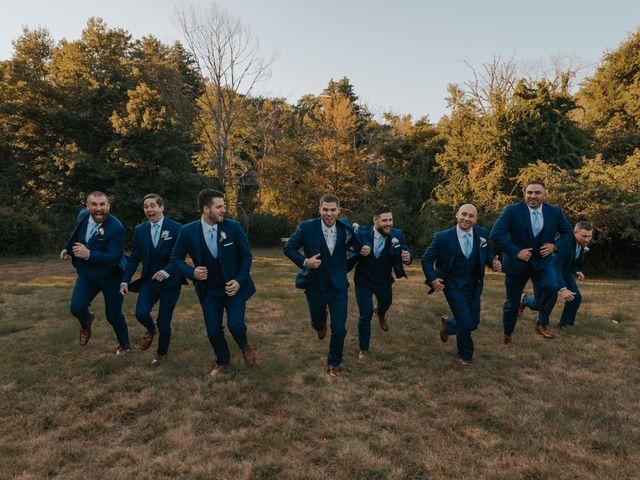 Dan and Lauren's Wedding in Topsfield, Massachusetts 55