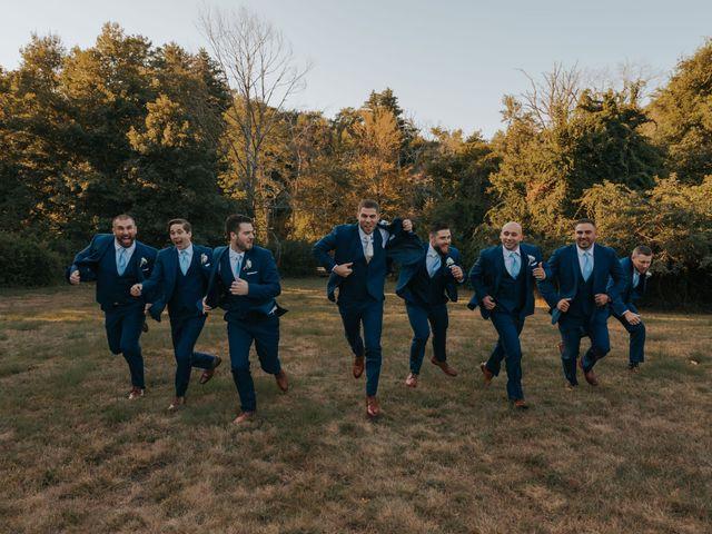 Dan and Lauren's Wedding in Topsfield, Massachusetts 56