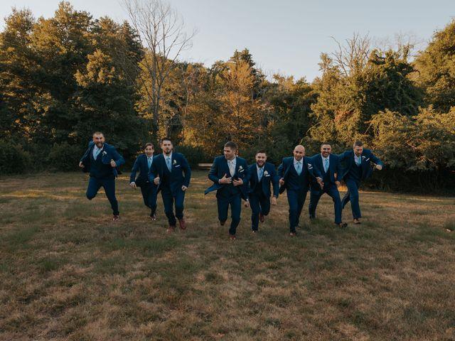 Dan and Lauren's Wedding in Topsfield, Massachusetts 58